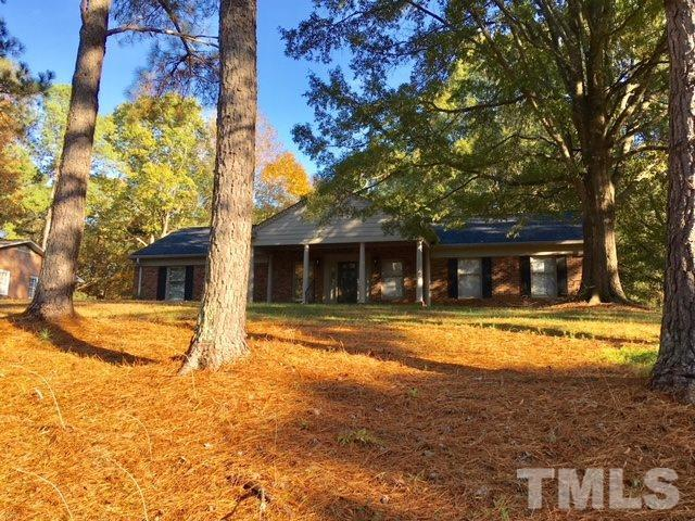 2153 Woodland Road, Henderson, NC 27536 (#2160594) :: The Jim Allen Group