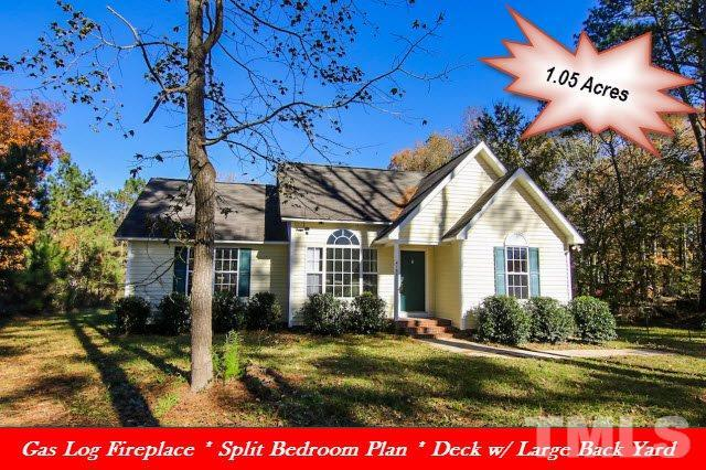4183 Lake Wendell Road, Wendell, NC 27591 (#2161145) :: The Jim Allen Group