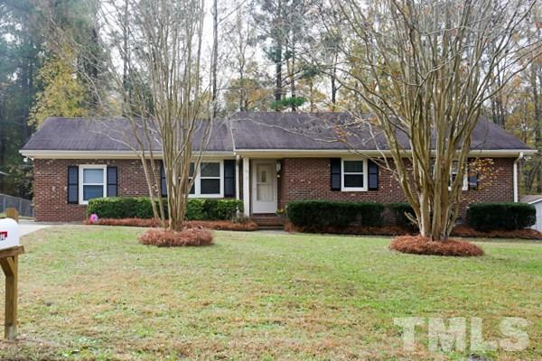 121 Rolling Ridge Circle, Garner, NC 27529 (#2161784) :: The Jim Allen Group