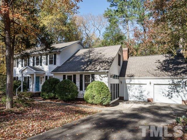 114 Butternut Drive, Chapel Hill, NC 27514 (#2161875) :: Raleigh Cary Realty