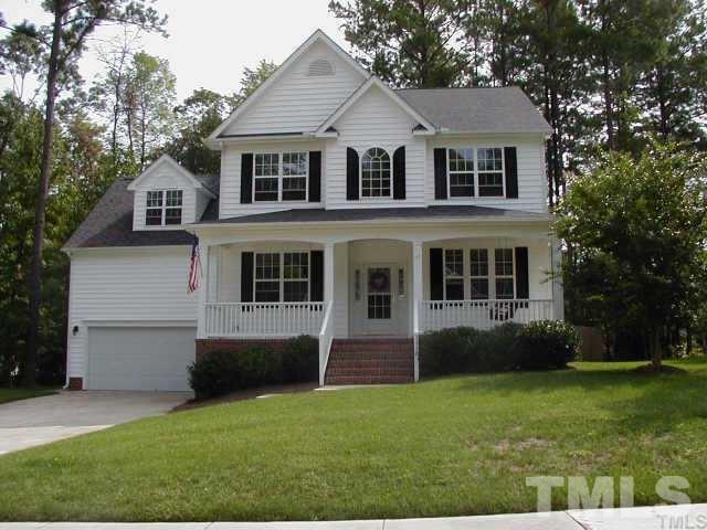 3110 Cregler Drive, Apex, NC 27502 (#2162027) :: Raleigh Cary Realty