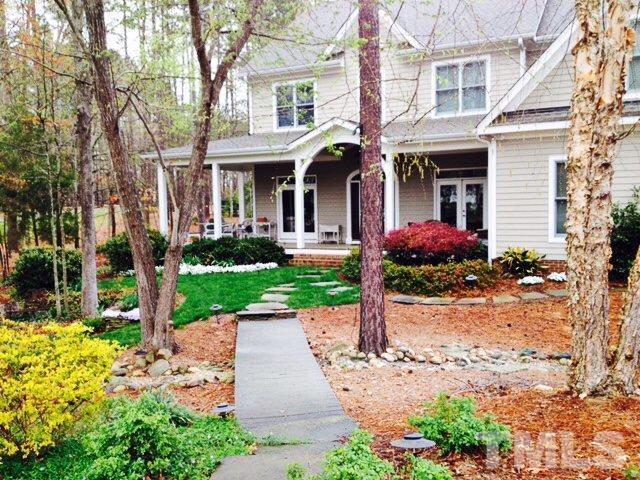 1031 Pinehurst Drive, Chapel Hill, NC 27517 (#2163044) :: Rachel Kendall Team, LLC