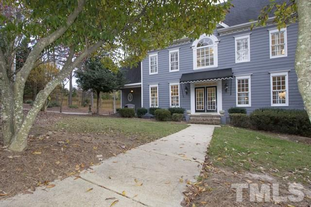 3710 Old Lassiter Mill Road, Raleigh, NC 27609 (#2163748) :: Triangle Midtown Realty