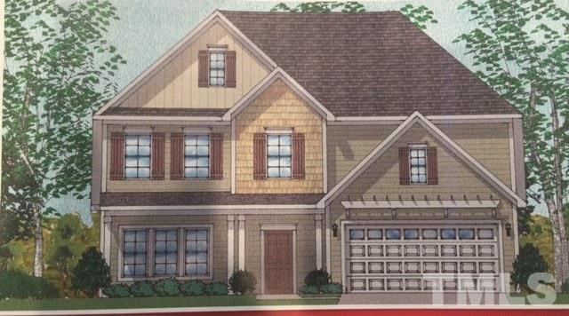 4703 Broad Falls Lane Lot 127, Knightdale, NC 27545 (#2163987) :: The Jim Allen Group