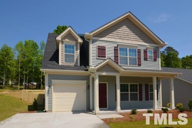 508 Lakemont Drive, Clayton, NC 27520 (#2164130) :: Triangle Midtown Realty