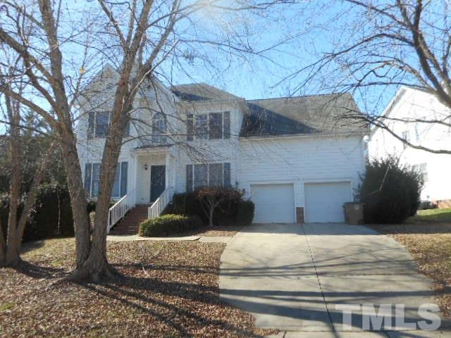 833 Clatter Avenue, Wake Forest, NC 27587 (#2164190) :: Triangle Midtown Realty