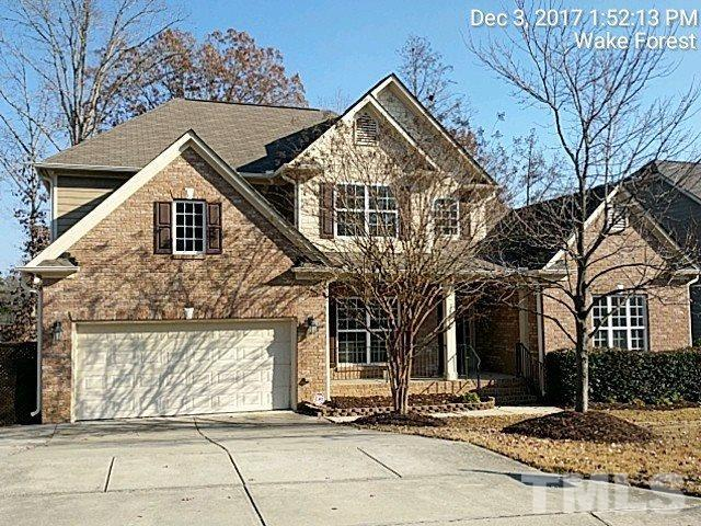 2217 Rainy Lake Street, Wake Forest, NC 27587 (#2165118) :: The Perry Group
