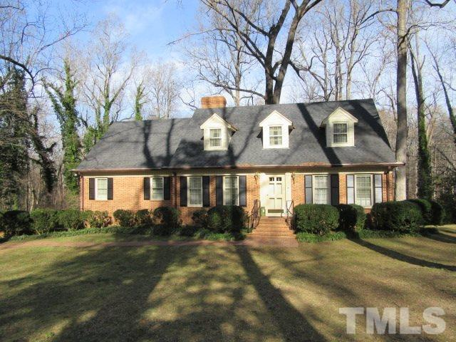 126 Pine Cone Drive, Oxford, NC 27565 (#2165343) :: Raleigh Cary Realty