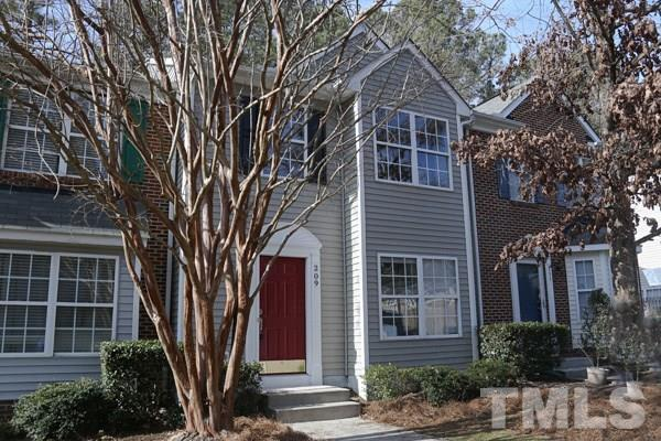 209 Virens Drive, Cary, NC 27511 (MLS #2166210) :: ERA Strother Real Estate