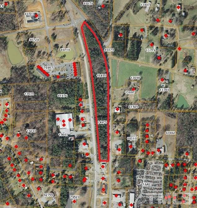 0 Old Us 421 Highway, Siler City, NC 27344 (#2166391) :: Better Homes & Gardens | Go Realty