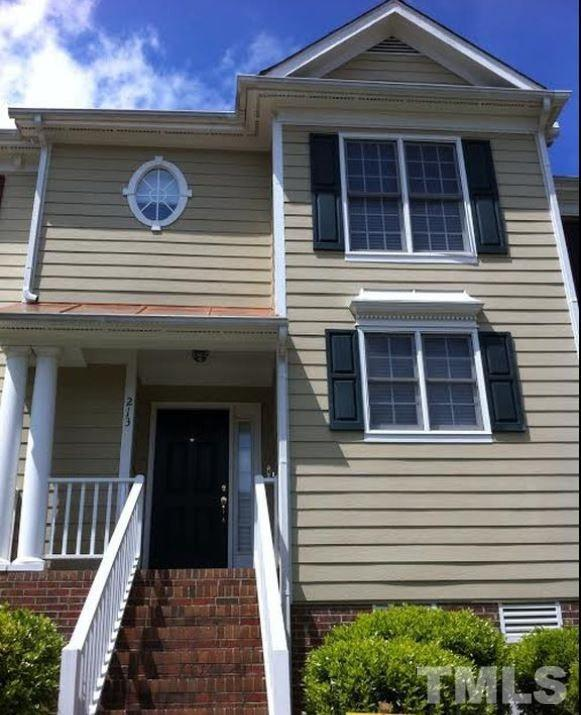 213 Madison Grove Place, Cary, NC 27519 (#2166752) :: The Jim Allen Group