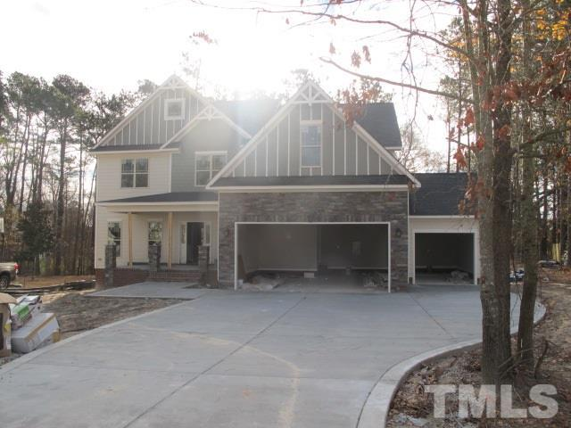 1033 Jensen Grove Court, Fuquay Varina, NC 27526 (#2166936) :: The Jim Allen Group