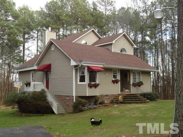 70 N Chaucer Way, Kittrell, NC 27544 (#2167168) :: The Jim Allen Group
