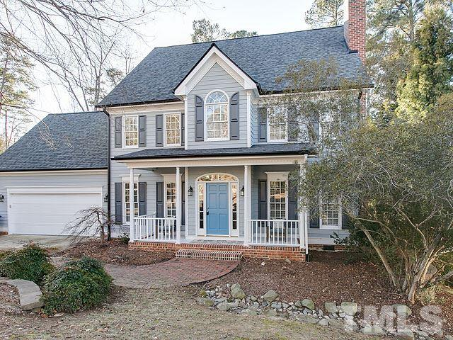 4609 Groundnut Court, Raleigh, NC 27613 (#2167481) :: Rachel Kendall Team, LLC