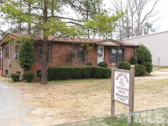 1050 Sanford Road, Pittsboro, NC 27312 (#2167708) :: Better Homes & Gardens | Go Realty