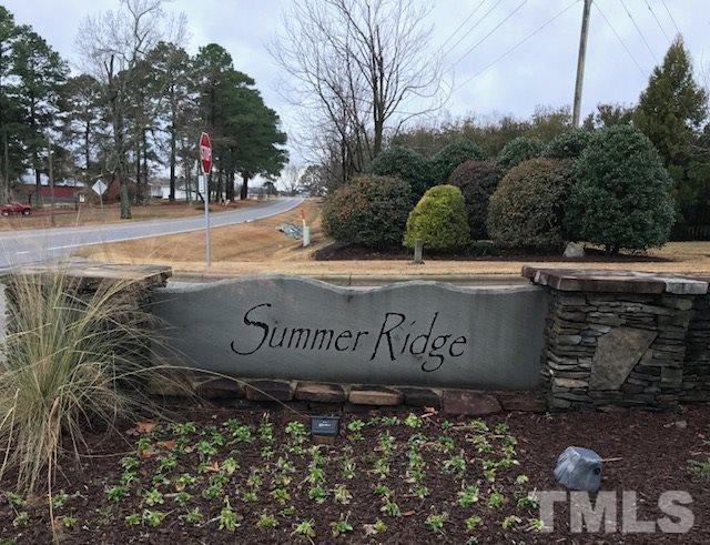 93 N Sunset Ridge Drive, Willow Spring(s), NC 27592 (#2167885) :: The Jim Allen Group