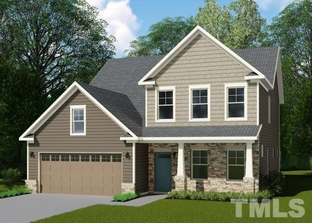 408 Holden Forest Drive Sanctuary Plan-, Youngsville, NC 27596 (#2168439) :: The Jim Allen Group