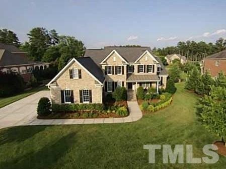 10908 Ashland Mill Court, Raleigh, NC 27617 (#2169399) :: Rachel Kendall Team, LLC