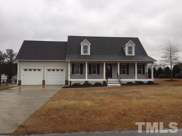 18 Gardner Lake Drive, Willow Spring(s), NC 27592 (#2170332) :: Rachel Kendall Team, LLC