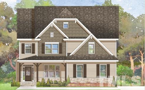 461 Rockport Drive, Clayton, NC 27527 (#2170487) :: The Abshure Realty Group