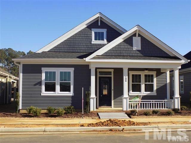 118 Village Walk Drive, Clayton, NC 27527 (#2170558) :: The Jim Allen Group