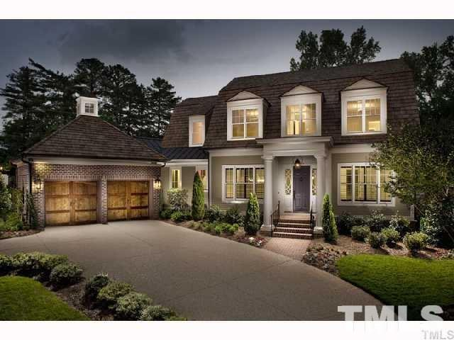 3724 Rolston Drive, Raleigh, NC 27609 (#2171050) :: Better Homes & Gardens | Go Realty