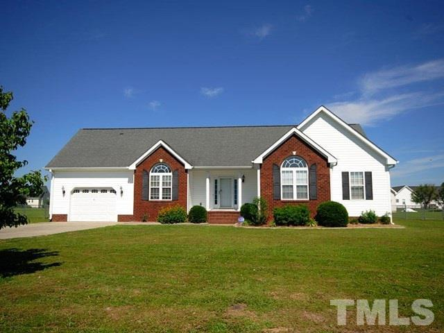 107 Brookside Way, Pikeville, NC 27863 (#2171155) :: Raleigh Cary Realty