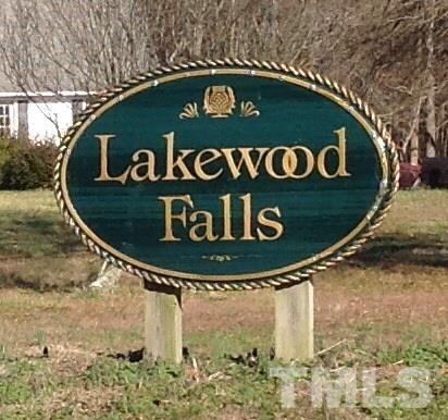 Lot 117 Lakewood Falls Road, Goldston, NC 27252 (#2171164) :: The Jim Allen Group