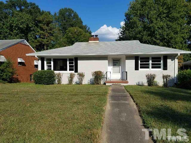 2520 N Roxboro Street, Durham, NC 27701 (#2171733) :: The Jim Allen Group