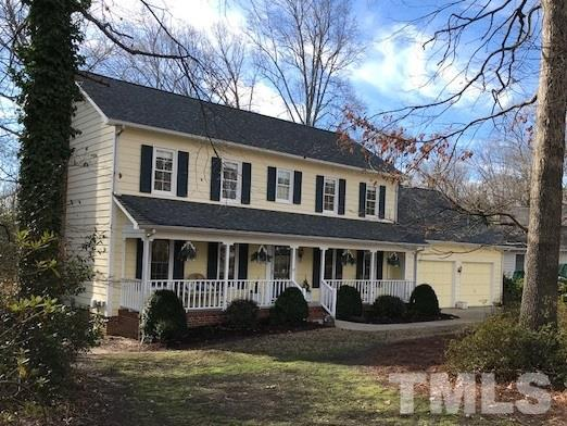 8920 Woodstone Drive, Raleigh, NC 27615 (#2171750) :: The Jim Allen Group