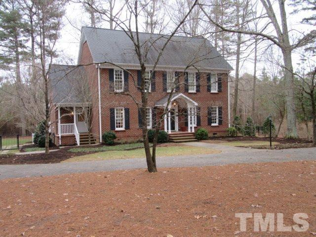 4089 Salem Farms Drive, Oxford, NC 27565 (#2171791) :: Rachel Kendall Team, LLC
