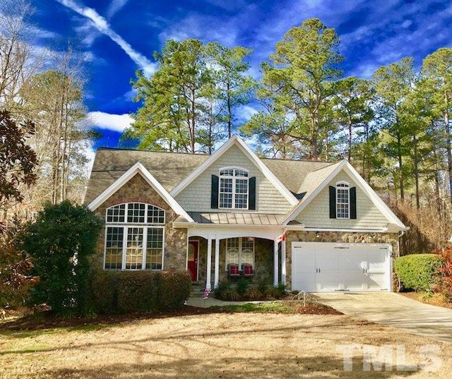 2621 Forest Lake Court, Wake Forest, NC 27587 (#2171916) :: Rachel Kendall Team, LLC