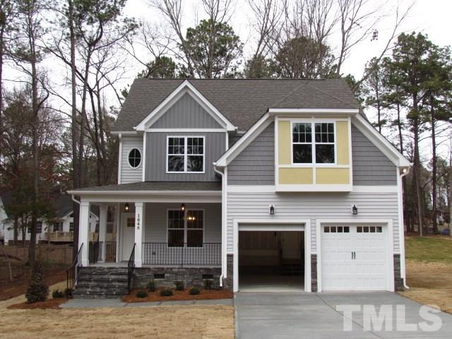 1648 Forest Road, Wake Forest, NC 27587 (#2171950) :: The Jim Allen Group