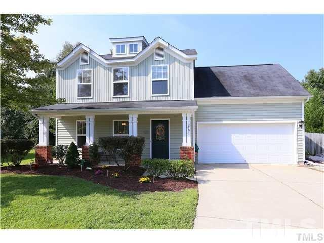 3701 Notchmill Drive, Raleigh, NC 27616 (#2172168) :: Raleigh Cary Realty