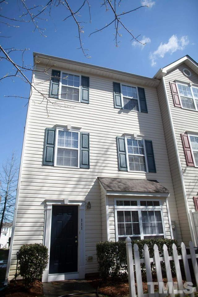 3010 Barrymore Street #111, Raleigh, NC 27603 (#2172557) :: The Jim Allen Group