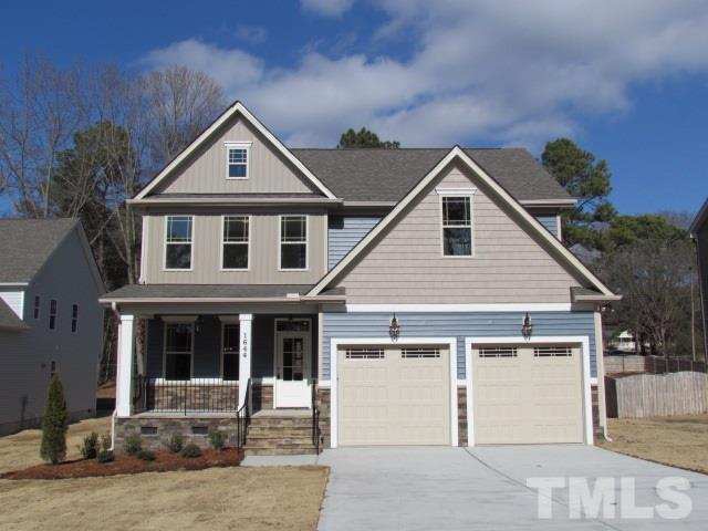 1644 Forest Road, Wake Forest, NC 27587 (#2172667) :: The Abshure Realty Group
