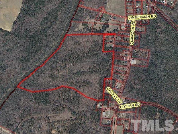 0 Cumnock Road, Sanford, NC  (#2173022) :: RE/MAX Real Estate Service