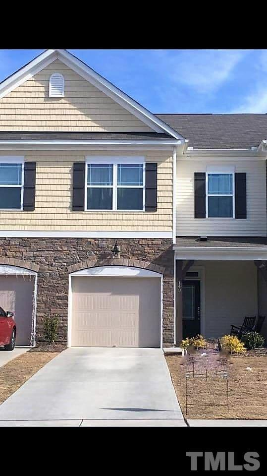 149 Durants Neck Lane, Morrisville, NC 27560 (#2173023) :: Triangle Midtown Realty