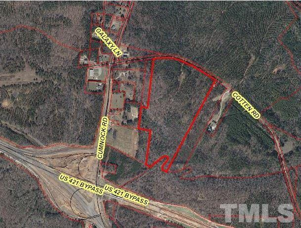 0 Cotten Road, Sanford, NC 27330 (#2173129) :: RE/MAX Real Estate Service