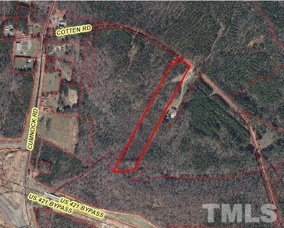 0 Cotten Road, Sanford, NC  (#2173143) :: RE/MAX Real Estate Service
