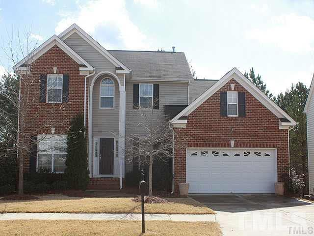 4711 Knights Arm Drive, Durham, NC 27707 (#2173217) :: Raleigh Cary Realty