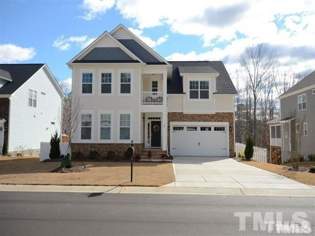 58 Woods Manor Lane, Clayton, NC 27527 (#2173452) :: The Jim Allen Group
