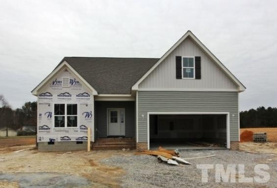 40 Bailey Farms Drive, Youngsville, NC 27596 (#2173499) :: The Jim Allen Group