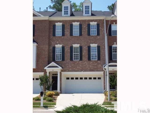 321 Bridgegate Drive, Cary, NC 27519 (#2173807) :: RE/MAX Real Estate Service