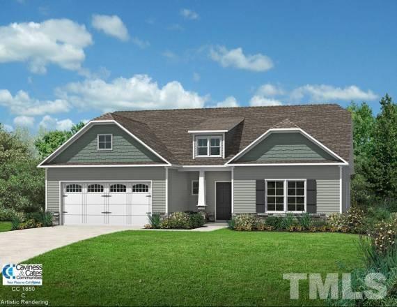 82 Royal Oak Lane #91, Garner, NC 27529 (#2173868) :: Triangle Midtown Realty
