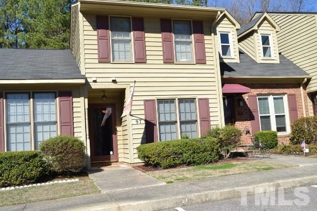 97 Stone Hill Court, Durham, NC 27704 (#2173940) :: Triangle Midtown Realty