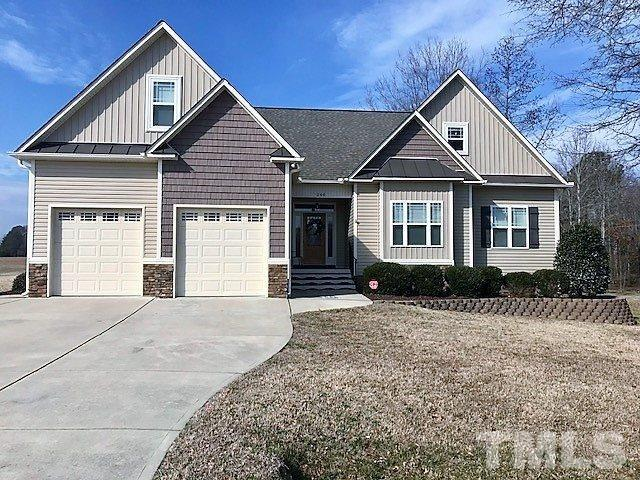 260 Carriage Creek Drive, Smithfield, NC 27577 (#2173993) :: Raleigh Cary Realty
