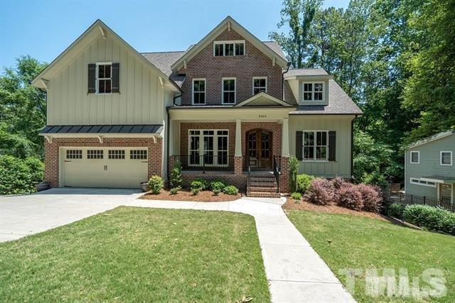 3304 Cheswick Drive, Raleigh, NC 27609 (#2174501) :: The Jim Allen Group