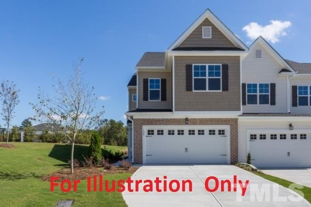 126 Zante Currant Road, Durham, NC 27703 (#2174725) :: M&J Realty Group