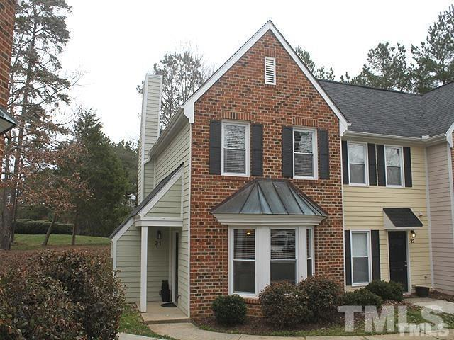 31 Forest Glen Drive #31, Chapel Hill, NC 27517 (#2174727) :: RE/MAX Real Estate Service